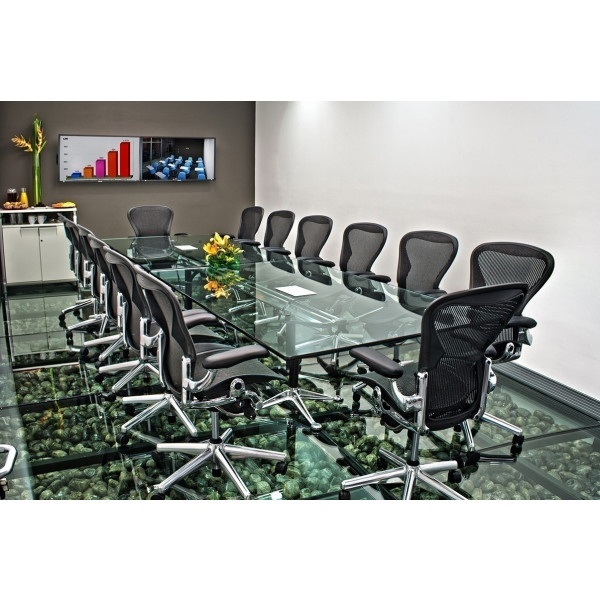 Mexico City - Corporativo Ceo - Meeting rooms
